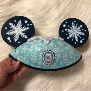 Disney frozen Anna and Elsa Mickey Mouse ears